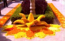 Outdoor Flower Decoration Service