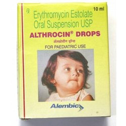 Althrocin Drop