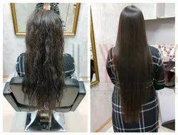 Female Schwarzkopf Hair Straightening Services
