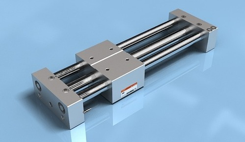 TPC Rodless Cylinder