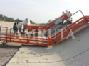 Canal Concrete Lining Machine