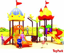 Mega Castle Play Yard (MPS 419)