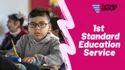 潘印度第一级标准教育服务