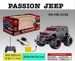 Plastic Passion Jeep Toy