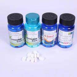 Calcium Citrate & Folic Acid Tablets