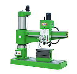 Heavy Duty All Geared Radial Drilling Machine