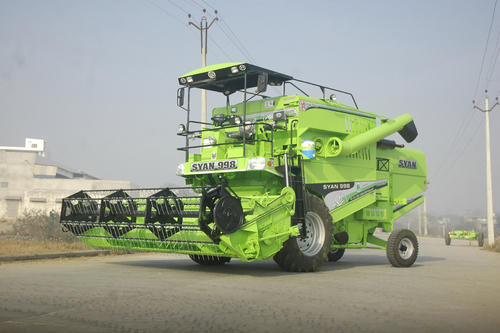 Syan self propelled combine harvester 998, Syan-998, Rs 1815000 ...