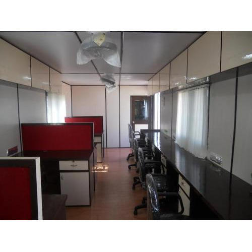 Portable Steel Office