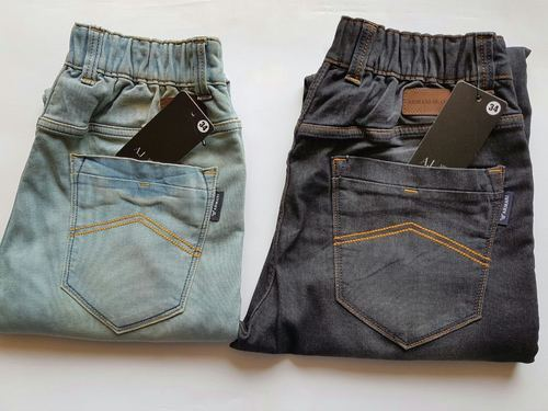 131602c5e1 Men's Elastic Waist Jeans at Rs 530 /piece | Coimbatore | ID ...