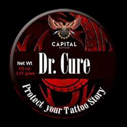 Replacement of Tattoo Goo (Dr. Cure)