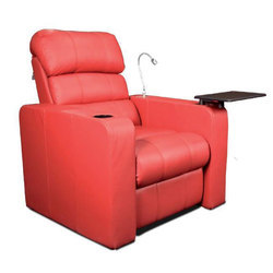 Leather Office Recliner Chair