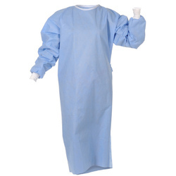 Wraparound Reinforced Gown