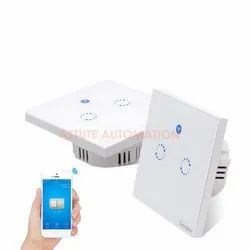 Smart Wifi Touch Switch For Smart Home