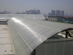FRP Skylight Panel