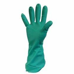 Nitrile Flock Lined Gloves