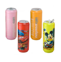 Plastic Cylindrical Nayasa Can Water Bottle