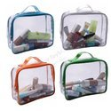 Multicolor Transparent Pvc Bags