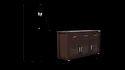 Wide Display Cabinet