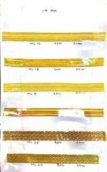 5 mm to 50 mm Military lace BRAIDED LACES