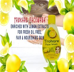 Trokare Lemon Face Wash