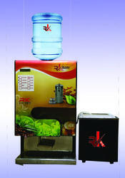 Tea vending machine manufacturer