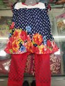Girls Frock With Legging