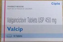 Valganciclovir 450mg