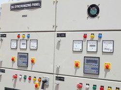 DG Auto Synchronizing Panel