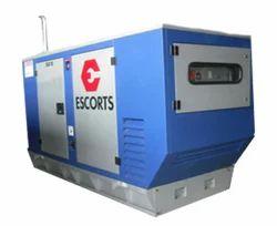 Silent or Soundproof 3 Cylinder Escorts Gensets