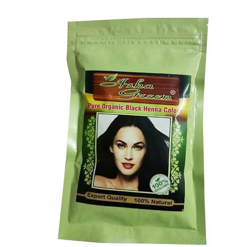 Pure Organic Black Henna Colour At Rs 65 Pack Henna Hair Color