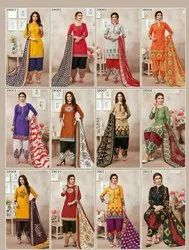 Cotton Printed Women's Clothing