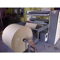 Paper Lamination Machine With Slitting Machine 32ich