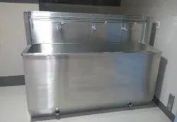 OT Three Scrub Sink