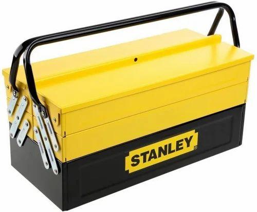 Tool Box Metal 5tray 1 94 738 Stanley At Rs 2650 Piece ह व ड य ट उपकरण क ब क स Royal Tools Agencies Chennai Id 20419968491
