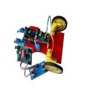Rf Wireless Joystick Remote Controlled Non-programmable Robotic Diy Kit (without Microcontroller)