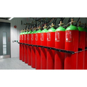 Red Peso Fm 200 Fire Suppression System, For Industrial
