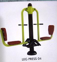 Outdoor Fitness Leg Press Double