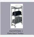 Plate Rack Trolley