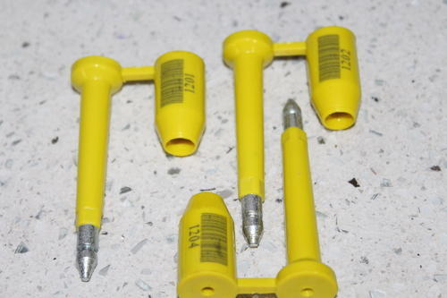 6 x High Security Wire Seal Lock ,Shipping Barrel//Container//Site Hut