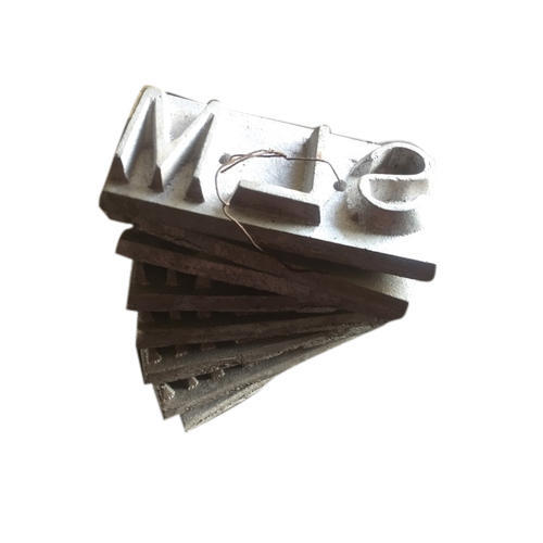 Metal Brick Mold