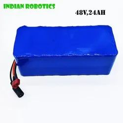 48 Volts 24 Ah Lithium Ion Battery With Bms