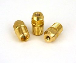 Brass Nozzle, for Gas Pipe, Size: 2 Inch