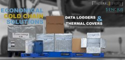 Thermal Pallet Covers TC500 Bubble