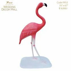 PP53 Fiberglass Bird Sculpture