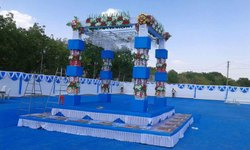 Luxury Wedding Chori Mandap
