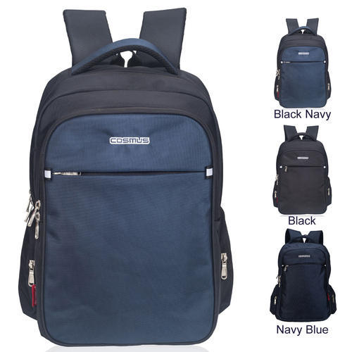 Polyester Multi Color Laptop Backpack 40ed515ead180
