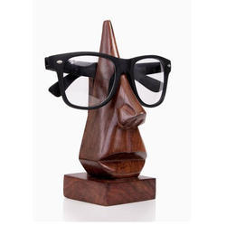 Spectacles Wooden Display Stand