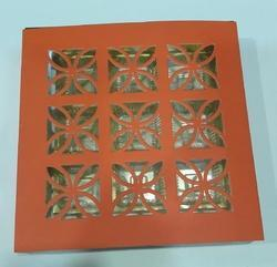 Chocolate Paper Boxes