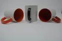 Inner Colour Handle Mug