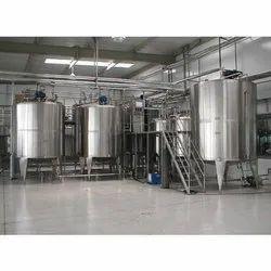 Juice Production Line